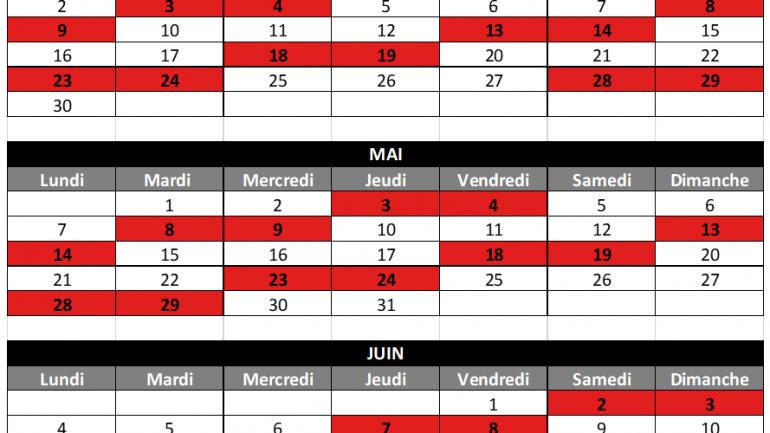 Rhône : Le calendrier de la grève SNCF |