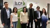 José Rodrigues Dos Santos et les membres de l'ILCP