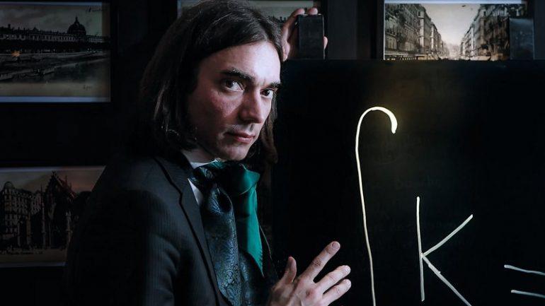 Le mathématicien Cédric Villani, à Lyon, en 2014 © Tim Douet
