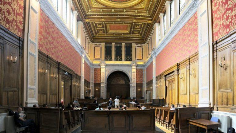 Cour d'assises du Rhône © Tim Douet