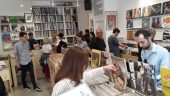 Disquaire Day à la boutique Sofa Records © Elie Guckert / 21.04.2018