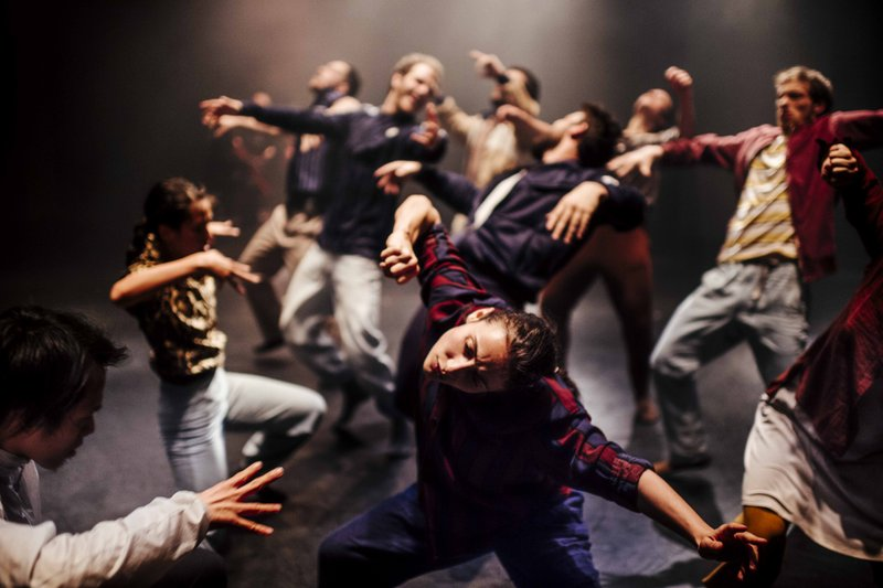 Chorégraphie Hofesh Shechter © Rahi Rezvani