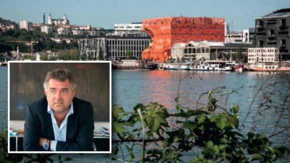 Jean-Christophe Larose, le promoteur de la Confluence © Tim Douet / Laurent Cousin
