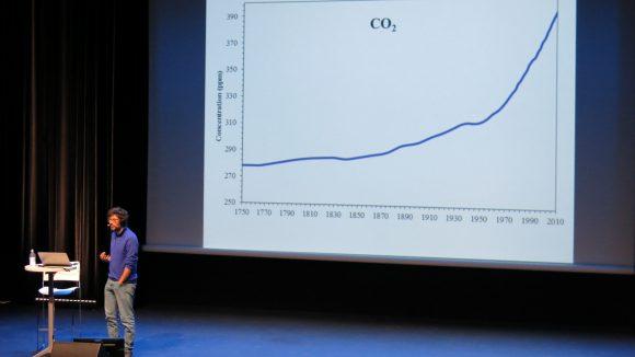 Conférence CO2 Jean-Baptiste Fressoz