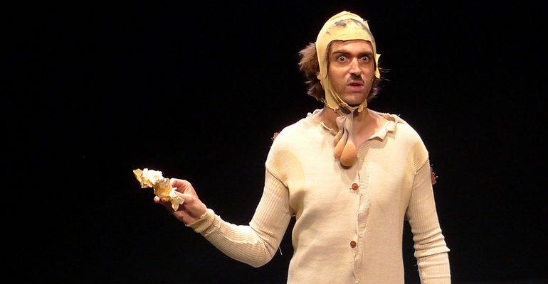 Moi, Malvolio – Mise en scène Catherine Hargreaves © Gravity Blue Duck