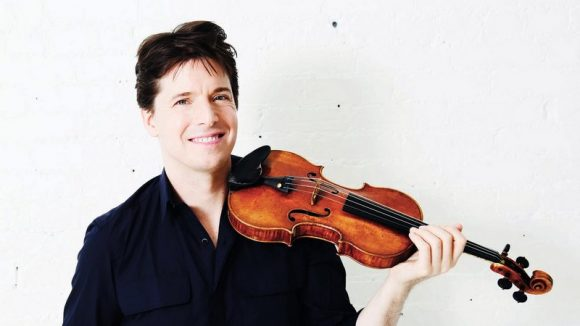Joshua Bell © Shervin Lainez