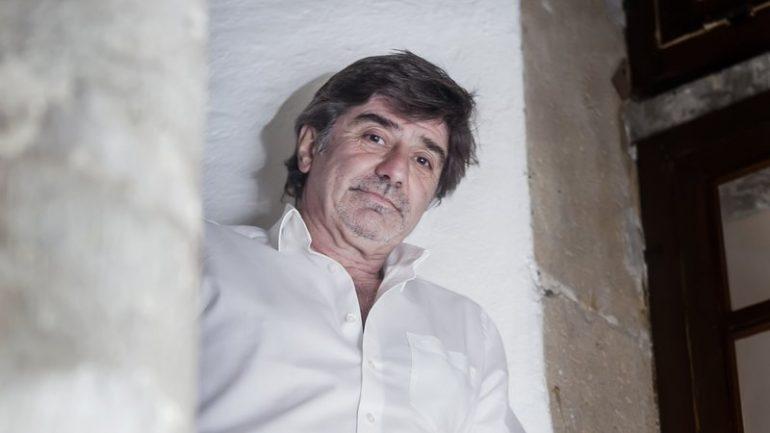 Michel Neyret, chez lui, en avril 2017 ©Tim Douet