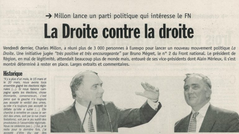 Lyon Capitale N°168 du 22 au 28 avril 1998 p.7