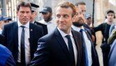 Emmanuel Macron, à Lyon, en septembre 2017 © Tim Douet