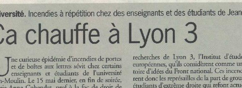 Lyon Capitale N°173 du 27 mai au 2 juin 1998 p 4