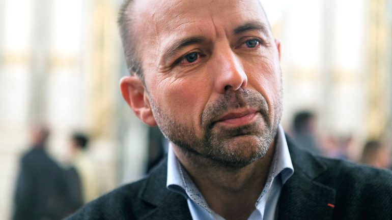 Jean-François Debat (PS) © Tim Douet