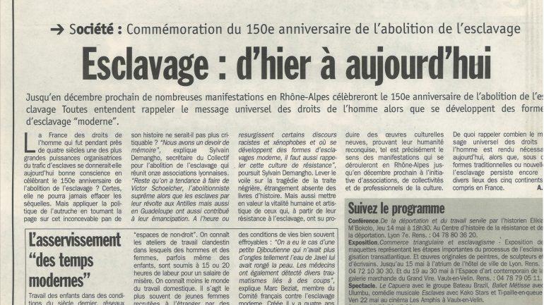 Lyon Capitale N°171 du 13 au 19 mai 1998 p 18