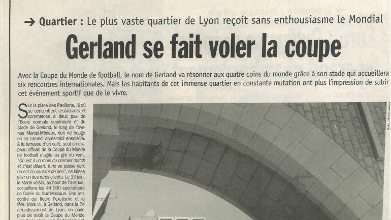 Lyon Capitale N°171 du 13 au 19 mai 1998 p10/11