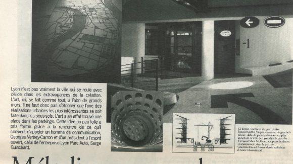 Lyon Capitale N°173 du 27 mai au 2 juin 1998 p 28