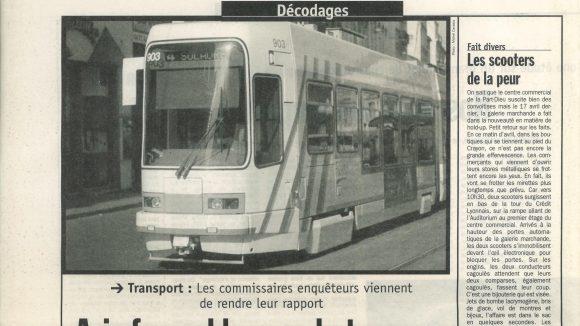 Lyon Capitale N°169 du 29 avril au 5 mai 1998 p6