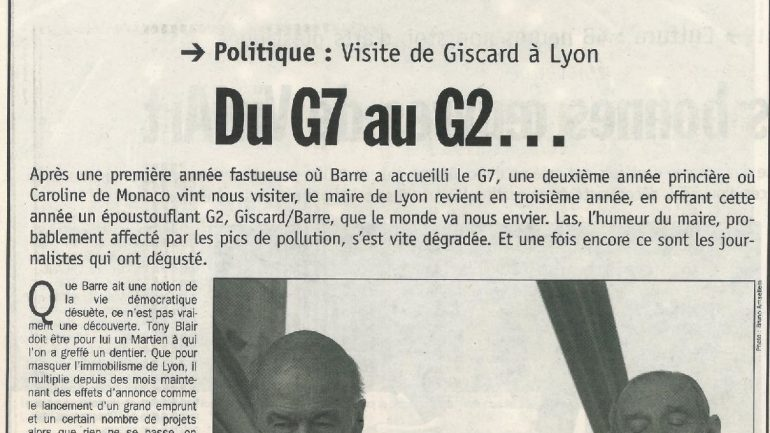 Lyon Capitale N°172 du 20 au 26 mai 1998 p 3