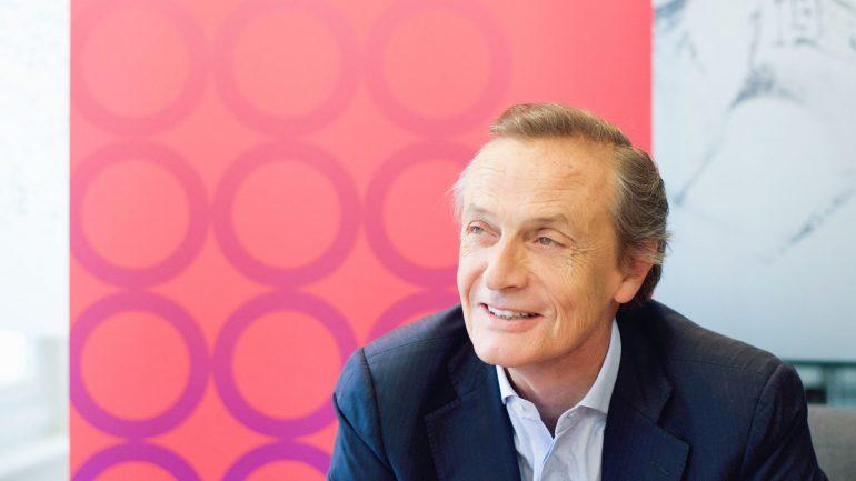 Jean-Baptiste Danet, président de CroissancePlus - DR