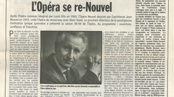 Lyon Capitale N°171 du 13 au 19 mai 1998 p 5
