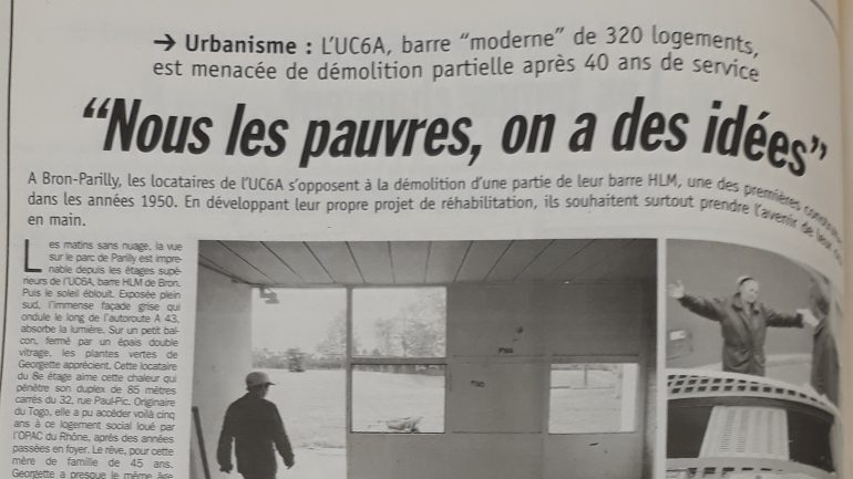 Lyon Capitale N°170 du 6 au 12 mai 1998 p8