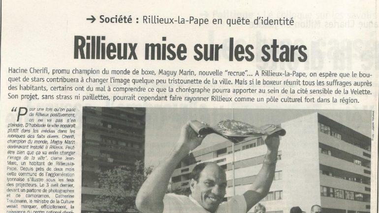 Lyon Capitale N°172 du 20 au 26 mai 1998 p 8