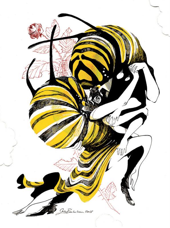 Julie Rocheleau – Le Tango.