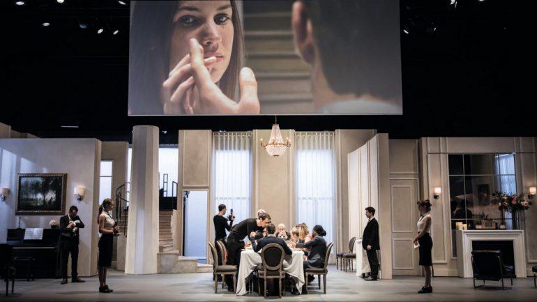 Festen – Adaptation et mise en scène Cyril Teste © Simon Gosselin