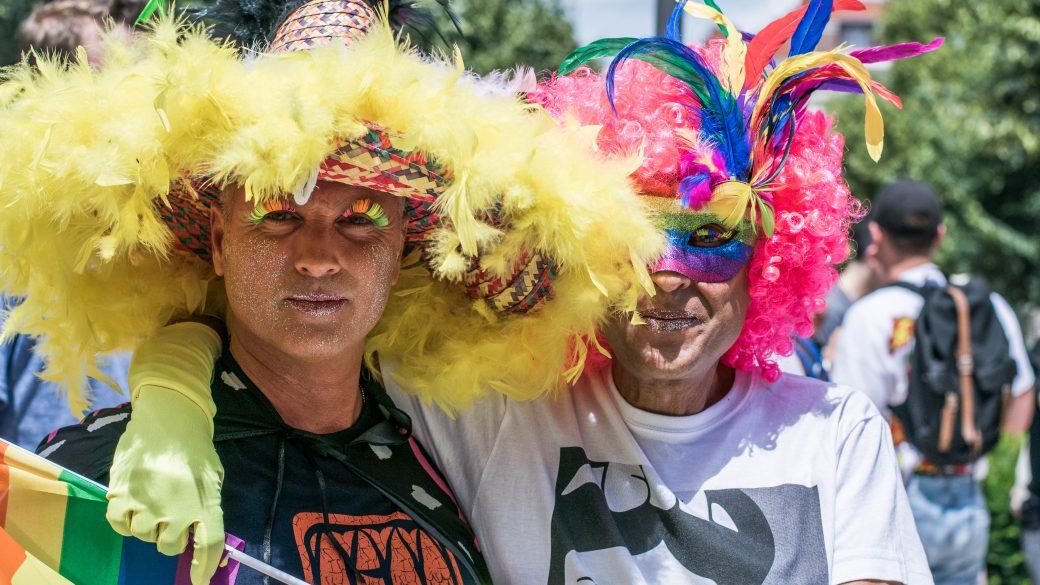 Gay Pride 2018 ©Moran Kerinec