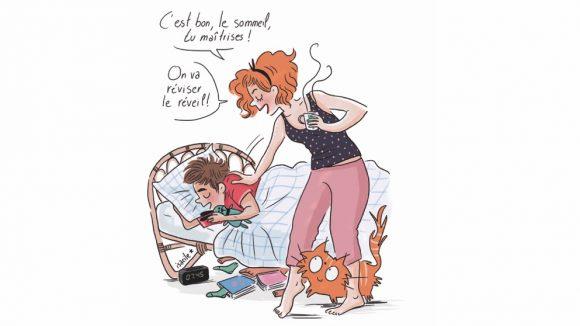 Illustration © Isacile pour Lyon Capitale