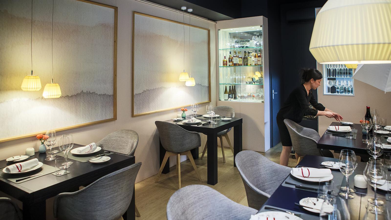 Restaurant La Sommelière © Tim Douet