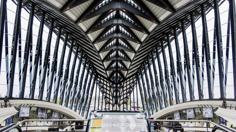 aéroport St Exupéry © Tim Douet