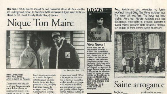 Lyon Capitale N°174 du 3 au 9 juin 1998 p 32