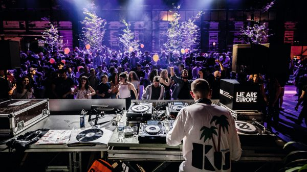 Nuits sonores 2018 © Brice Robert