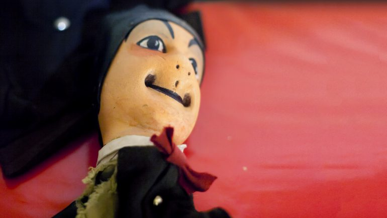 Marionnette de Guignol © Tim Douet