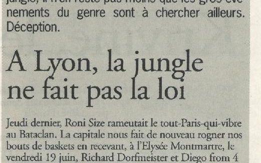 Lyon Capitale N°174 du 3 au 9 juin 1998 p 33