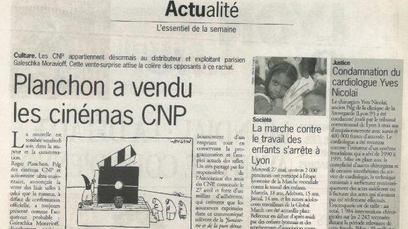 Lyon Capitale N°174 du 3 au 9 juin 1998 p 2
