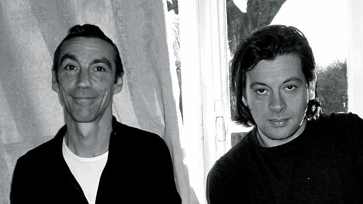 Hubert Mounier et Benjamin Biolay © Gaëlle Mounier
