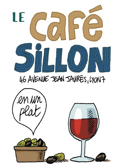 Café Sillon 1/9 © Guillaume Long