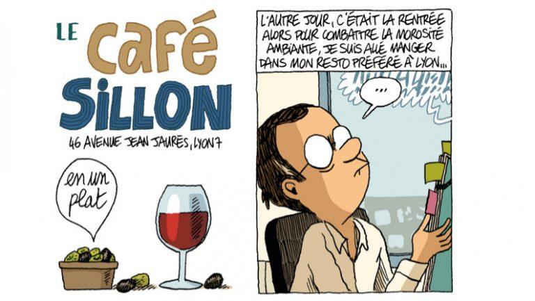 Café Sillon © Guillaume Long (détail)