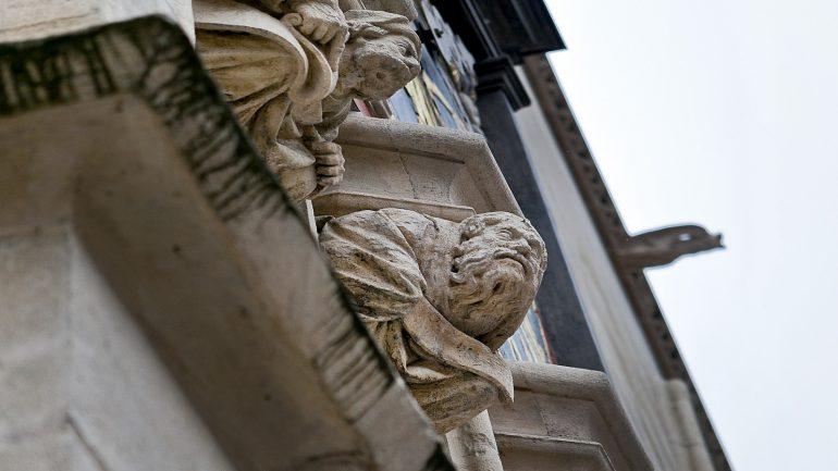 Gargouille de la cathédrale Saint-Jean – Lyon © Tim Douet