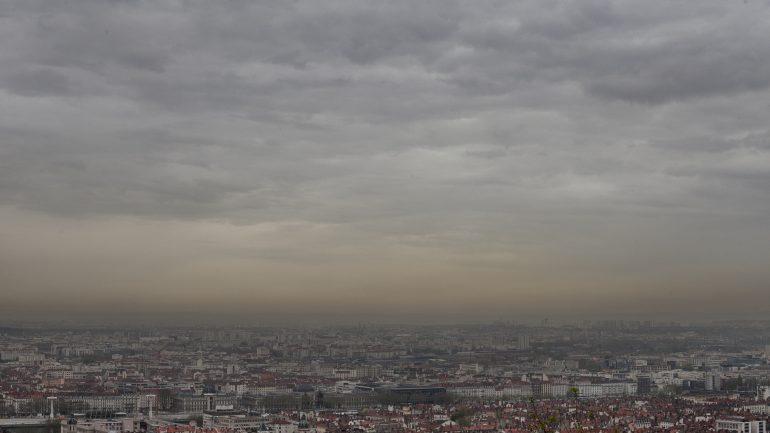 météo ciel nuage soleil pluie pollution brouillard