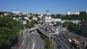bouchon trafic urbain