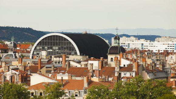 Vue de Lyon tourisme économie actu