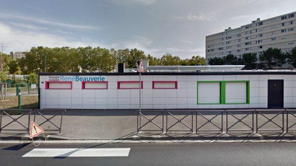 Ecole primaire René-Beauverie de Vaulx-en-Velin © Google Street View