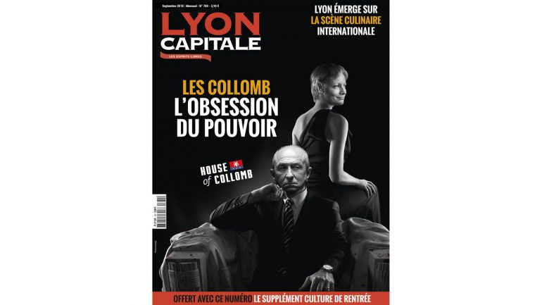 Lyon Capitale 780 une
