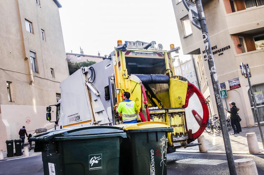 Lyon : tous les plastiques iront dans la même poubelle en 2020