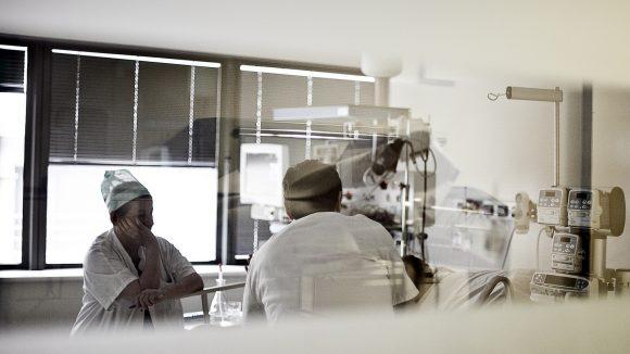 Chambre d'hôpital © Tim Douet