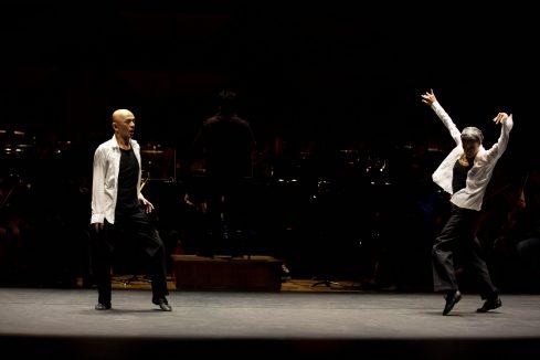 Saburo Teshigawara – Symphonie fantastique © Michel Cavalca
