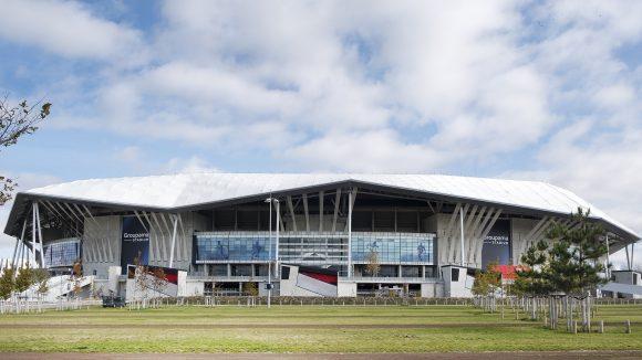 Groupama Stadium Décine © Tim Douet