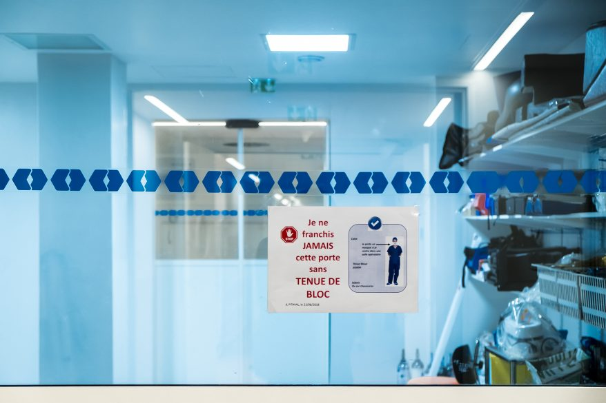 Coronavirus : un homme hospitalisé à Lyon