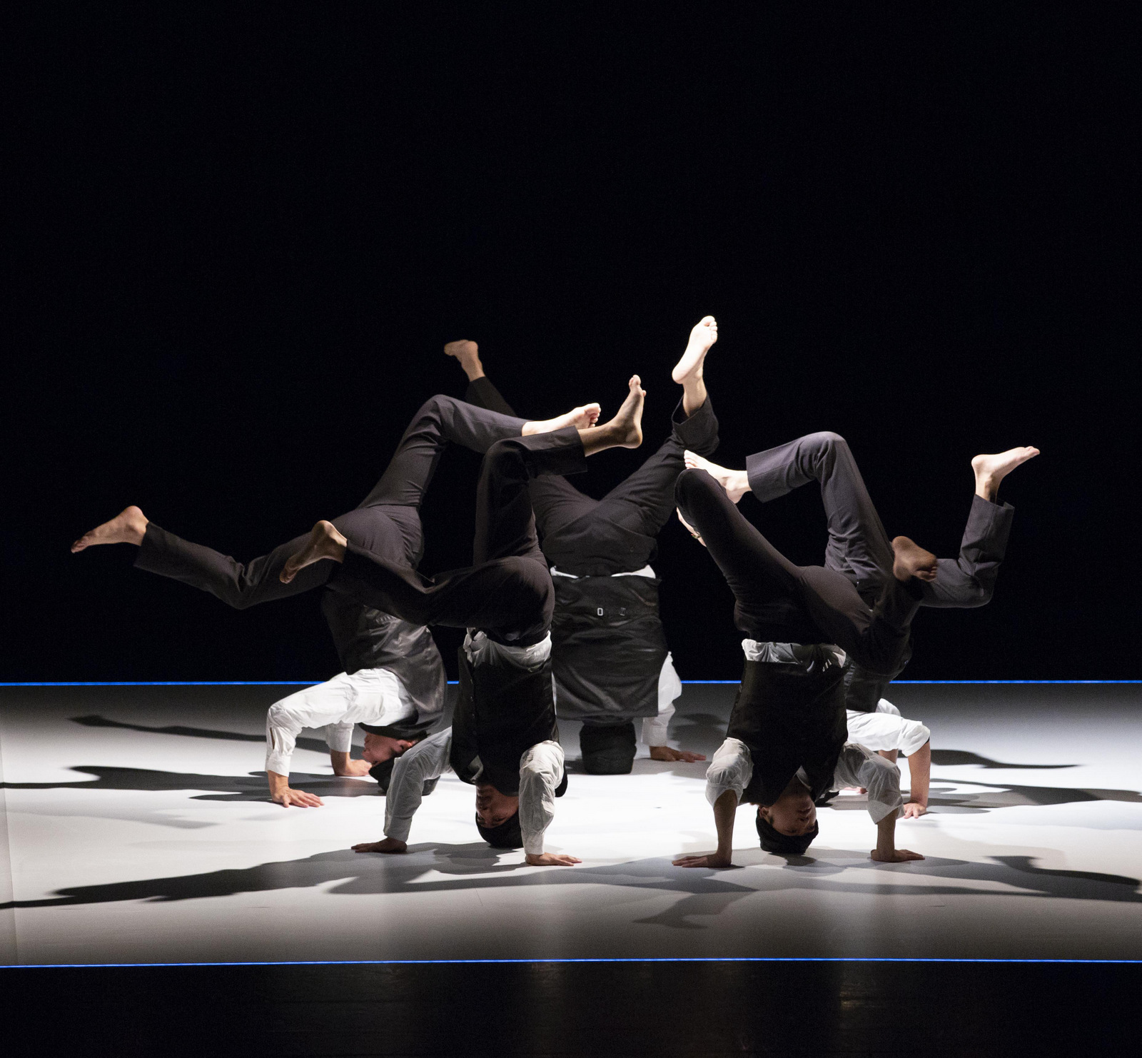 Triple Bill #1 – Reverse, de Jann Gallois © Michel Cavalca